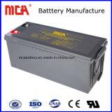 Angemessener Preis-gedichtete Leitungskabel-saure Solargel-Batterie 12V 100ah