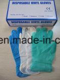 Guanti a gettare del vinile del commestibile senza in polvere