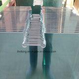 12mm ontruimen de Opgepoetste Vlakke Deur van het Glas van Frameless van de Rand