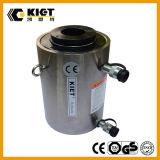 Double effet Hollw piston du vérin hydraulique