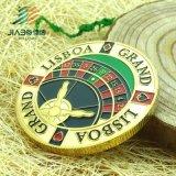Серебряная монета металла сплава 3D Элизабет цинка поставкы Jiabo для подарка сувенира (JIABO-1010)