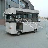 Jingyaoの新式の食糧バイクの販売のための移動式ファースト・フードのトラック