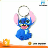 Малое Gifts Custom Cartoon Activity Key Ideas PVC Soft Rubber Key Chain Car Key Chain Pendant
