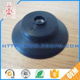 Kundenspezifisches leistungsfähiges hochziehendes Klemme-Gummisaugventil-Silikon-Absaugung-Cup