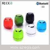 최고 작은 계란 소형 무선 Bluetooth 스피커 지원 메모리 카드