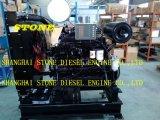 Motor Diesel Cummins 6BTA5.9 con radiador para construcción