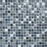 het Mozaïek van het Zwembad van het Ontwerp van het Patroon van het Mozaïek van het Glas van 4mm
