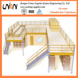 Square Column Support를 가진 강철 Construction Platform