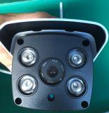Câmera ao ar livre sem fio do IP do diodo emissor de luz IR da visão noturna da câmara web de WiFi