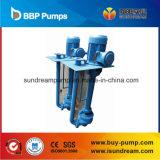 Bomba de aguas residuales sumergible horizontal centrífuga de alta presión de Yw