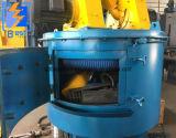 certificat CE type de plaque tournante de la série Q35grenaillage des équipements de nettoyage