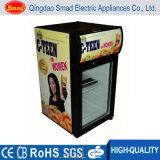 Vidro Vitrine Display Cooler Beverage Refrigerated Showcase