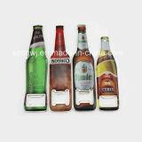 Gebildetes Metall kreative Weinlese lustige Amercian Art kundenspezifischer Bierflasche-Öffner