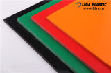 Lamiera sottile grigia del PVC (RAL 7032)