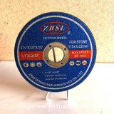 石-115X3X22.2のための締切りディスク