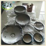 Chapeaux bombés de pipe de tube de montures de l'acier inoxydable AISI 304