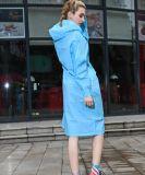 新しいデザイン女性の方法軽量のプラスチックエヴァのRainwear