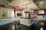 Het modulaire MiniMeubilair van de Keuken van het Huis/de Luxueuze Amerikaanse Keukenkast van de Stijl