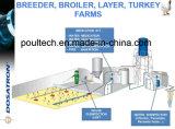 Dosatore ad azionamento idraulico della Francia per l'azienda agricola degli uccelli che dosa unità