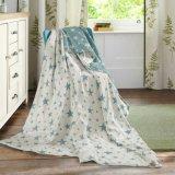 Comforter novo da seda de Mulberry de linho de base do OEM Oeko-Tex 100 100% da neve de Taihu