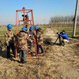 Zappatore Drilling a terra del foro di piantagione di alberi della strumentazione