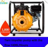 pompe à eau d'essence d'engine de 2inch Ohv (WP20H-1)