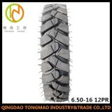 Un pneu diagonal, l'Agriculture, de pneus 6.50-16 Tt des pneus du tracteur