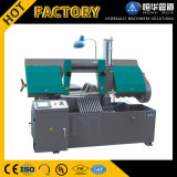 Herstellende hohe Präzisions-horizontale Ausschnitt-Band-Metallsawing-Maschine