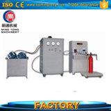Estintore professionale che riempie la macchina di rifornimento dell'estintore della strumentazione/della stazione