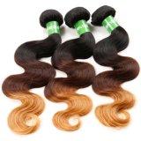 卸し売り置換のOmbreブラジルボディ波の毛