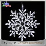 Preiswerte LED-Skulptur-Schneeflocke-Weihnachtslichter