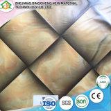 Het Decoratieve Materiaal van het Plafond van pvc van de goede Kwaliteit, het Comité die van pvc, Ceiing gelijkstroom-34 Commissie