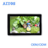 FHD 1080P Video Display 18.5 Inches TFT LCD Touch Screen Advertizing Player