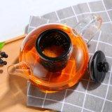 Theepot van het Glas van de Pot van het Glas van de Theepot van het Glas van het glaswerk de Dagelijkse met Infuser