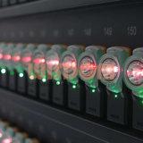 Klugheit-magnetische helle Gruben-Mützenlampe-aufladenzahnstangen