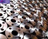 Bocal de soldadura ANSI tubo forja o flange de aço inoxidável