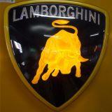 Автомобиль печатание формы вакуума акриловый Emblems логос автомобиля для Skoda