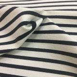Tessuto di nylon di Bengaline della stampa dello Spandex del rayon per i pantaloni
