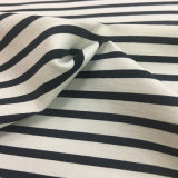 Nylon Spandex Imprimir Bengaline rayón de tela para pantalones