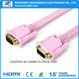 Version1.4 Flat Gold Plated HDMI Cable mit 3D