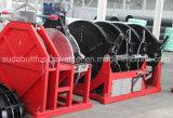 Sud 2000h гидравлические HDPE стыковой сварки Fusion машины для трубы 1600 мм, 1800 мм, 2000мм