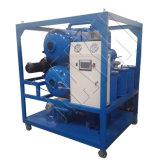 Nakin tipo regular do óleo do transformador de vácuo do separador de água da máquina de Filtragem de Óleo