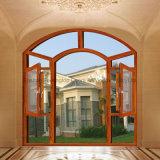 Алюминиевое термально окно плетения скрининга Casement пролома (FT-W135)
