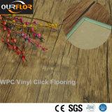 Nuove plance della pavimentazione del vinile della pavimentazione WPC del vinile del PVC (OF-115-4)