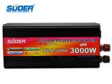 Suoer 3000W 12V weg Rasterfeld-vom Selbstenergien-Inverter mit Aufladeeinheit (HAD-3000C)