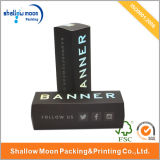 Подгонянная коробка Sunglass UV печатание пятна упаковывая (QYCI1530)