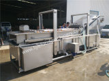 양배추의 일종 자동적인 다기능 산업 거품 과일 야채 세탁기