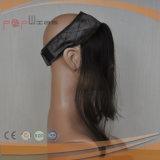 Plena Handtied cabello virgen humano encaje judío Grips (PPG-L-01524)