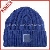 Шлем вязания крючком жаккарда зимы способа высокого качества