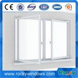 두 배 유리제 열 틈 여닫이 창 알루미늄 Windows